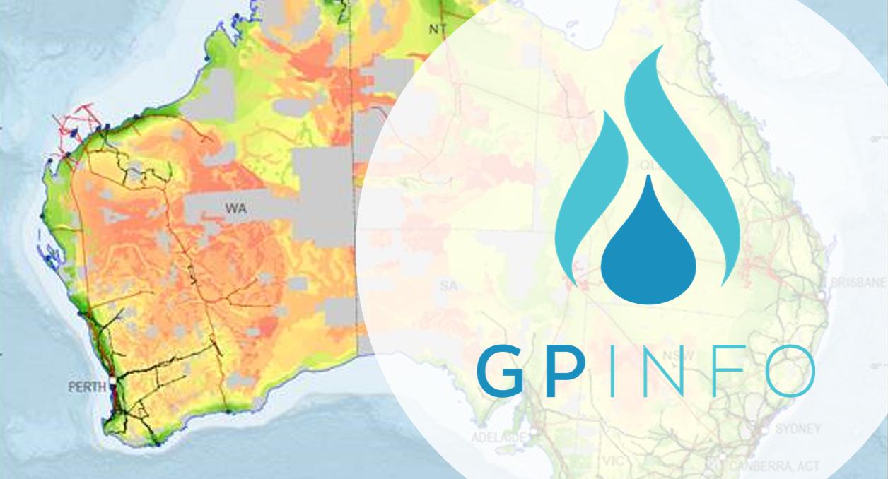 GPinfo Pipeline Data Plays Role in Geoscience Australia Project
