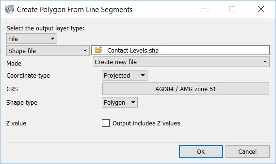 Figure 10: create a polygon