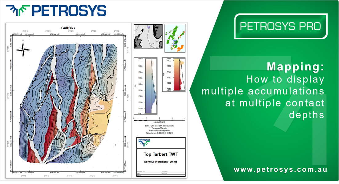 Mapping: How to display multiple accumulations at multiple contact depths