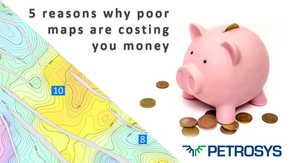 5 reasons why poor maps are costing you money